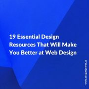 19 Essential Design Resources That Will Make You Better at Web Design
