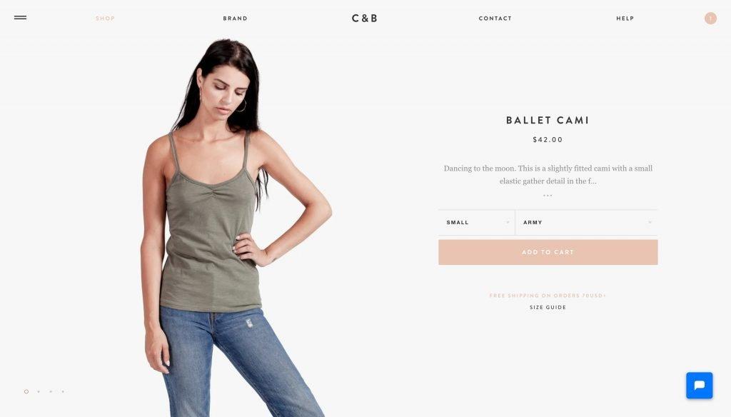 Cuteandbroke.com -  Product Page