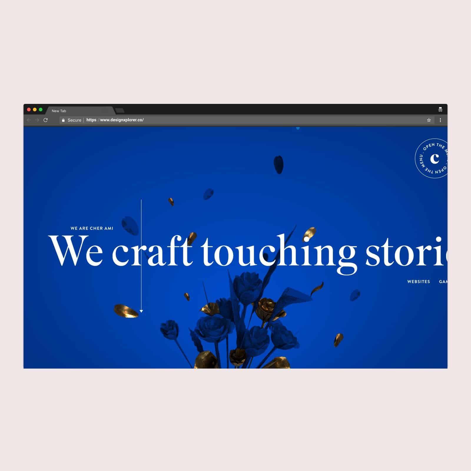 DesignXplorer.co - Cher-ami