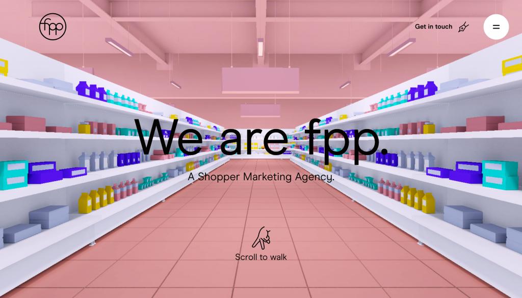 FPP.net - Inspiring Website Design