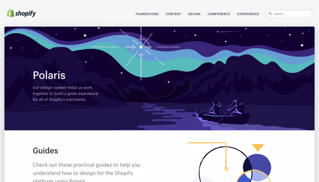 Shopify Design System - Polaris