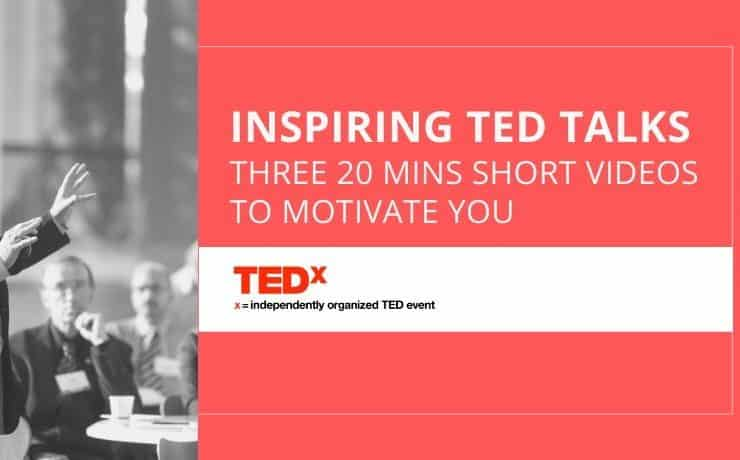 Inspiring TED Talks