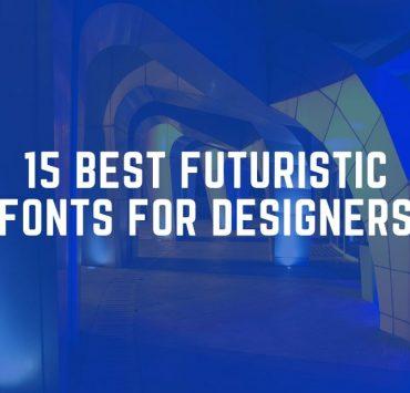 Best Futuristic Fonts for Designers