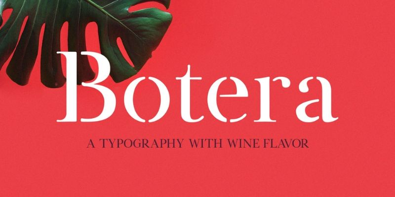 Best Futuristic Fonts - Botera