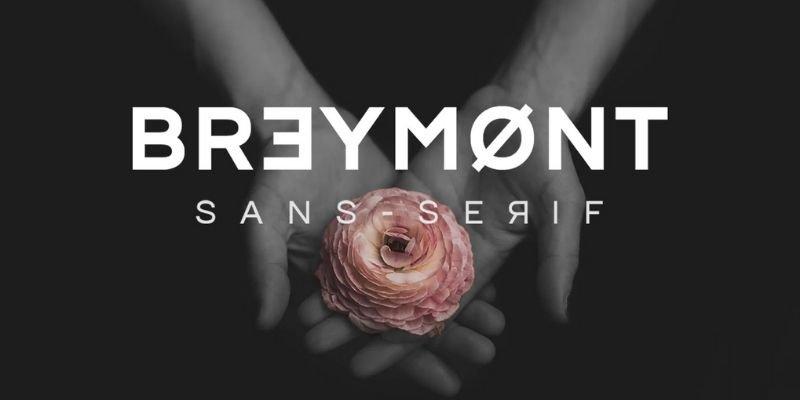 Best Futuristic Fonts - Breymont