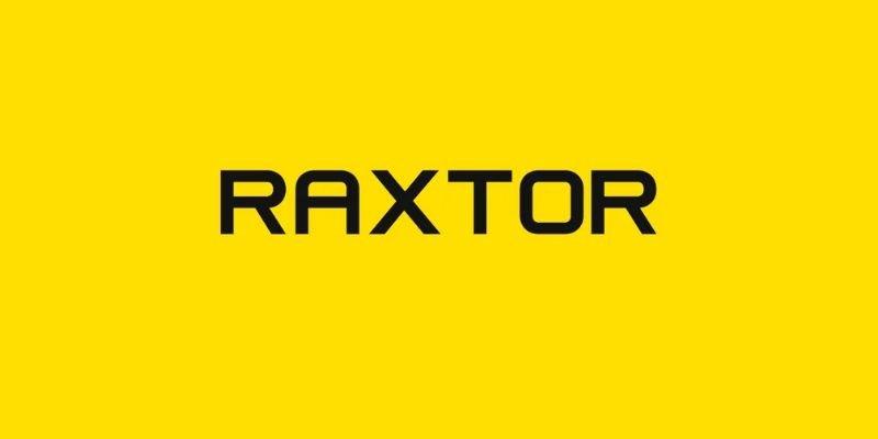 Best Futuristic Fonts - Raxtor