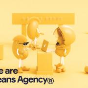 Beans.Agency is a digital marketing agency. - DesignXplorer.co