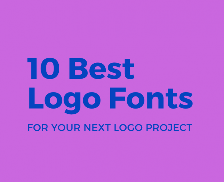 Best Logo Fonts for Designers