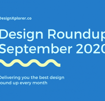 Design Roundup September 2020