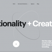 Videinfra.com - A top UX, web and product design agency's website