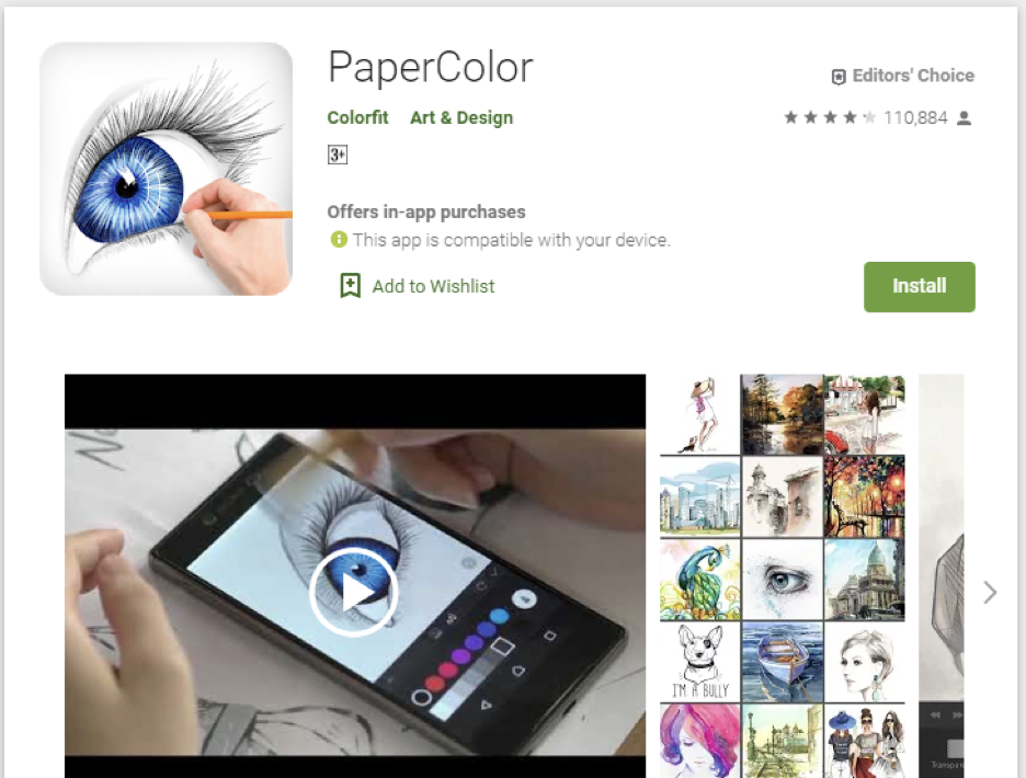 PaperColor