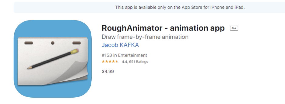 Rough Animator