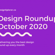 Design Roundup October 2020
