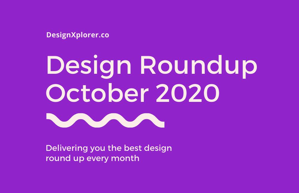 Design Roundup October 2020