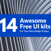 14 Awesome Free UI kits For Your Next Design Project