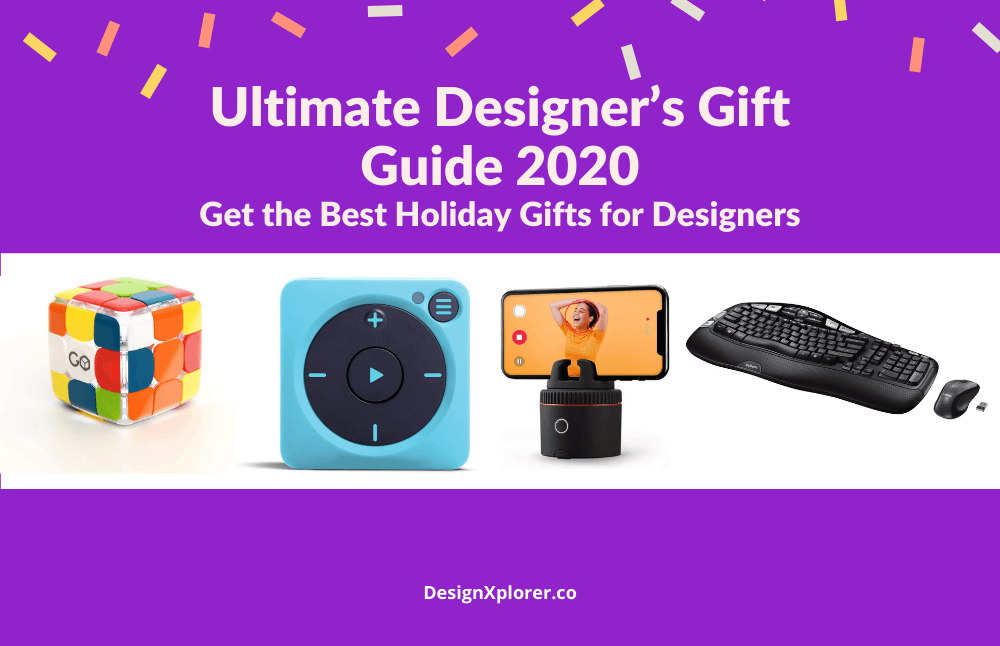 Ultimate Designer's Gift Guide: Get the Best Holiday Gifts for Designers