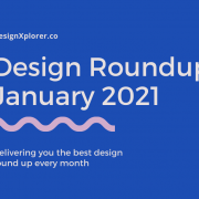 Design Roundup January 2021