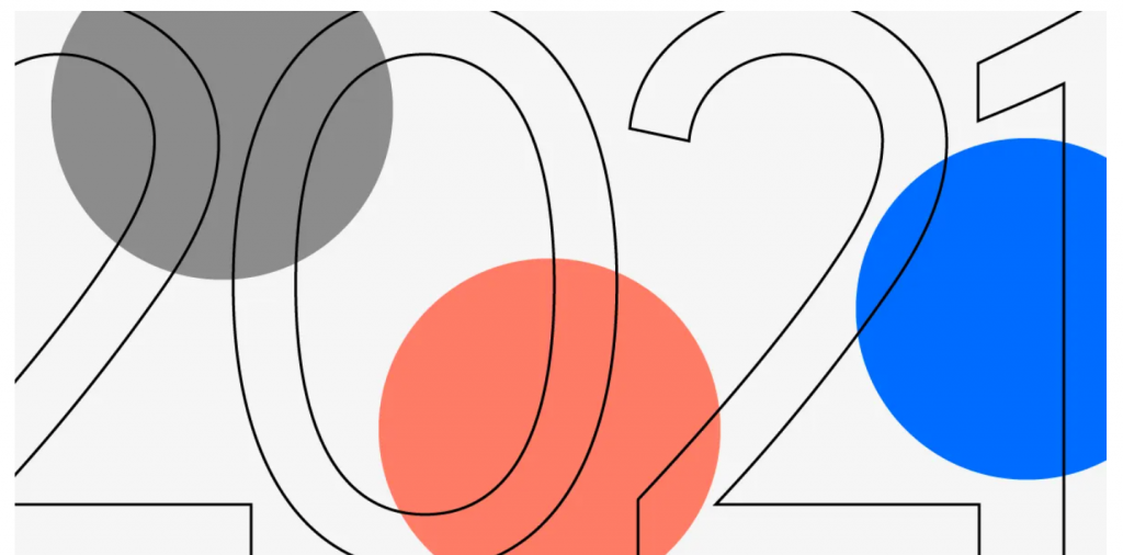 Design Trends 2021 by UX Pin